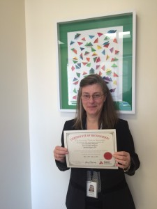 Maria A Award 2015-11-25