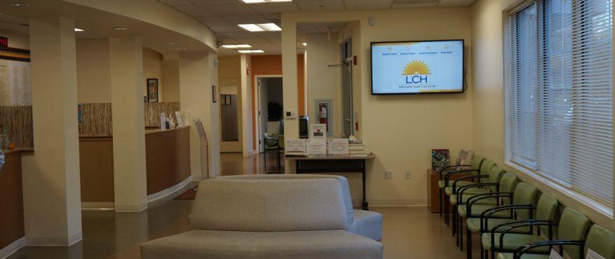 Kennett waiting room
